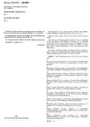 Naturalisatie van Balogh, Leonardus en 22 anderen