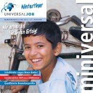 Winterthur (PDF) - Universal-Job AG