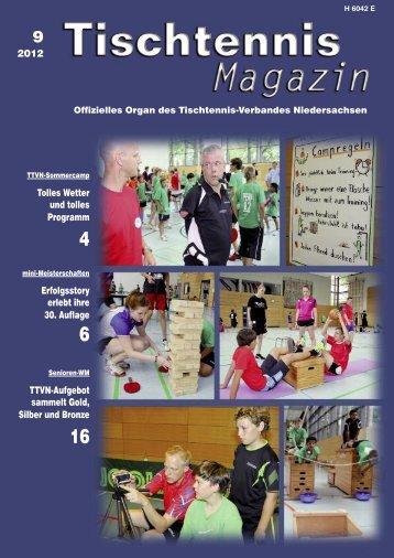 2012 Tolles Wetter und tolles Programm Erfolgsstory erlebt ... - TTVN