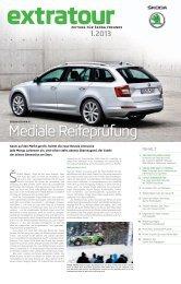 extratour 01/2013 - Skoda Auto Deutschland GmbH