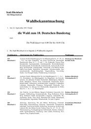 Download PDF - Rheinbach