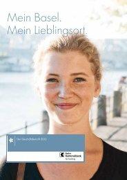 Geschäftsbericht 2012 - Basler Kantonalbank