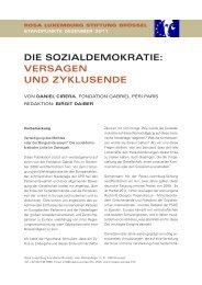 Download PDF-German - Rosa Luxemburg Foundation Brussels