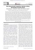 No intracolonial nepotism during colony fissioning in honey bees - Page 2