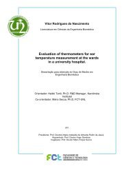 Evaluation of thermometers for ear temperature measurement at the ...