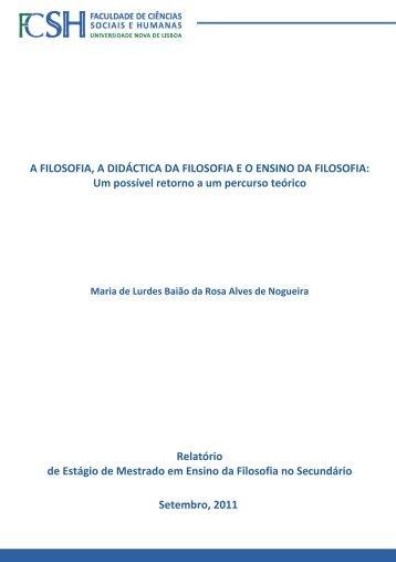tese total.pdf - RUN UNL - Universidade Nova de Lisboa