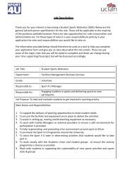 Job Description - Amazon S3