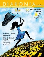 Diakonia-lehti 03/10 - Sakasti