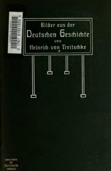 Bilder aus der Deutschen Geschichte