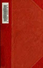 La pensée de Schopenhauer - University of Toronto Libraries
