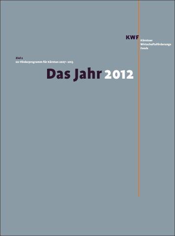Das Jahr 2012 - KWF