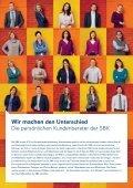 Geschäftsbericht 2012 - SBK - Seite 2