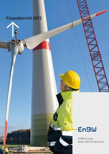 Jahresabschluss 2012 - EnBW