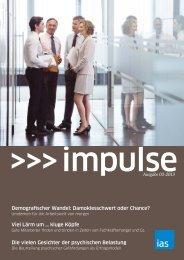 impulse 03-2013 - ias-Gruppe