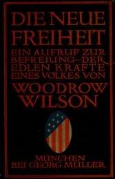 Die neue Freiheit, ein Aufruf zur Befreiung der edlen Kräfte eines ...