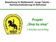 Presentation - LRV Tegel