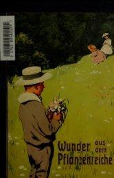 Wunder aus dem Pflanzenreiche - University of Toronto Libraries