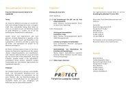 2013-12-09 Praetect Infoabend - Bayerischer Jugendring