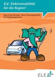 Broschüren-Download - ELE Emscher Lippe Energie GmbH