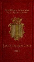 Cours de litterature dramatique - University of Toronto Libraries