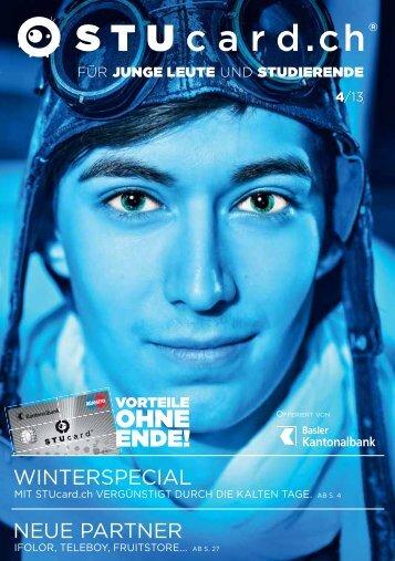 STUcard.ch Mag - Basler Kantonalbank