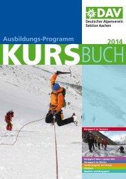 Kursbuch 2014 - Aachen