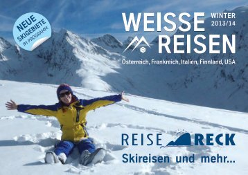 Download PDF - WEISSE REISEN