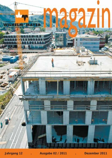 Jahrgang 12 . Ausgabe 02 / 2011 . Dezember 2011