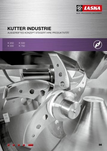 KUTTER INDUSTRIE - Maschinenfabrik Laska