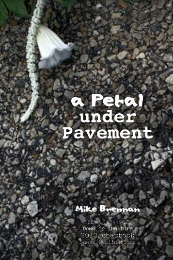 a Petal Under Pavement.qxd - Scars Publications