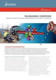 SOLIDWORKS COmPOSER - c+e forum AG