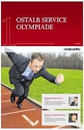 1. OSTALB SERVICE OLYMPIADE - Schwäbische Post