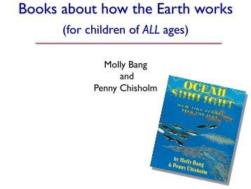 Books about how the Earth works - Science NetLinks