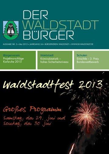 Waldstadtfest 2013 - KA-News