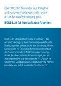 aufbereitungssysteme - BOGE KOMPRESSOREN Otto Boge GmbH ... - Seite 2