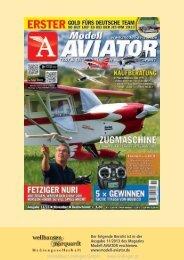 Testbericht Modell Aviator 11/2013 1,9 Mb - Lindinger.at