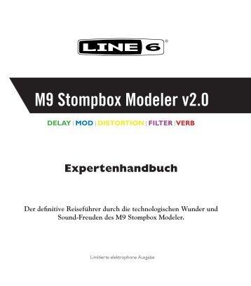 M9 v2.0 Expertenhandbuch