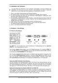 Hammerfall® DSP System HDSP 9632 - MusiX CH - Page 7