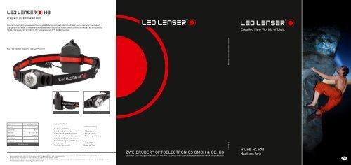 LED LEnSER®*H3