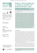 Micronycteris microtis echolocation in the gleaning bat Perception of ... - Page 2