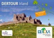 DERTOUR Irland - Dertour Austria