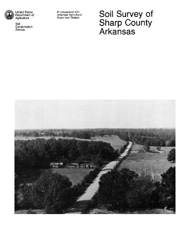Soil Survey of Sharp County, Arkansas - Soil Data Mart