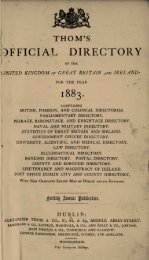 OFFICIAL DIRECTORY 1883. - Source