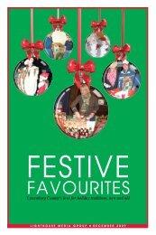 Festive Favourites - SouthshoreNow.ca