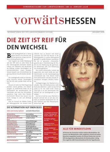 Hessen - Hilfe und Info - sozi