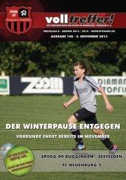 Volltreffer! Ausgabe 148 - spvgg09.de