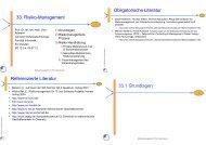 33-swm-risikomanagem.. - Lehrstuhl Softwaretechnologie