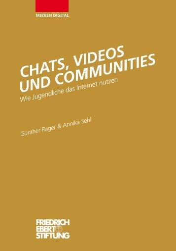 Chats, videos und communities - wie Jugendliche das Internet nutzen