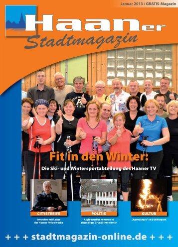 Haan - stadtmagazin-online.de
