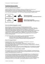 Information zur gesplitteten Abwassergebühr - Stadtwerke Weiden